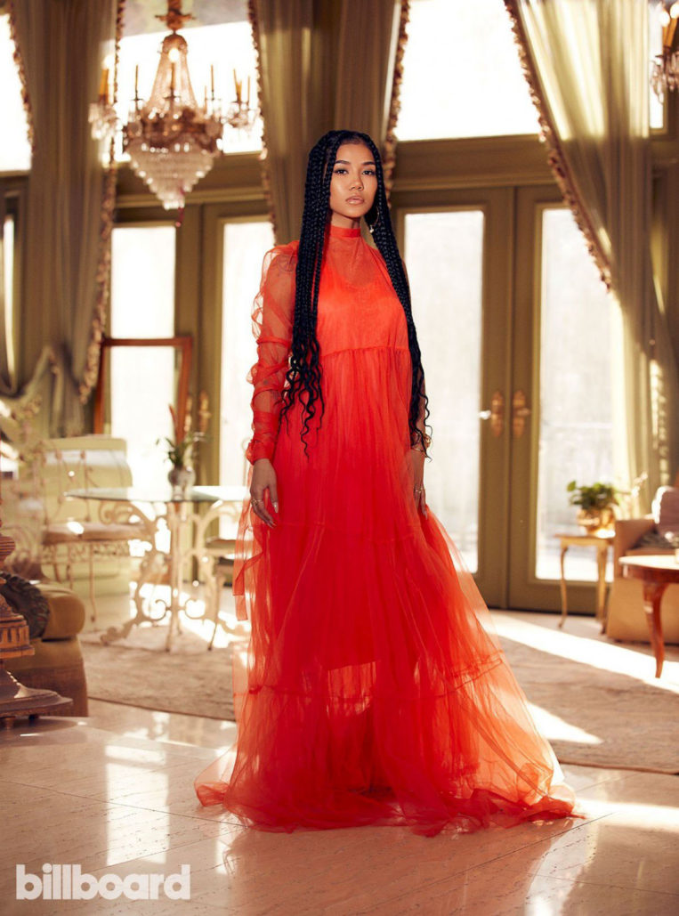 Jhene Aiko for Billboard Magazine, February 2020