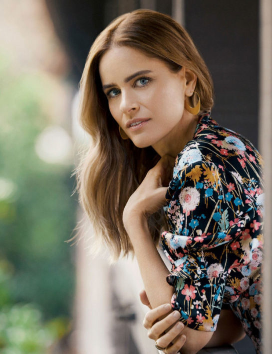 Amanda Peet in Emmy Magazine June 2020