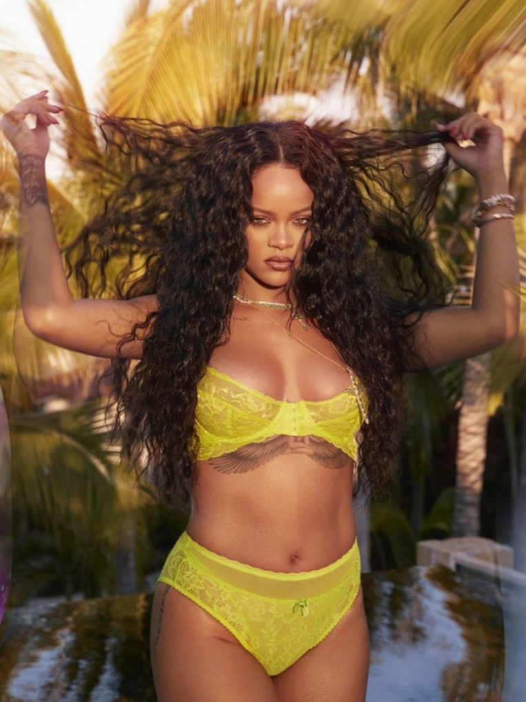 Rihanna for Savage x Fenty, June 2020