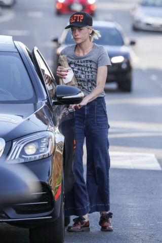 Jaime King Out and About in Los Angeles