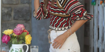 Alessandra Ambrosio Out for Lunch at The Ivy in West Hollywood