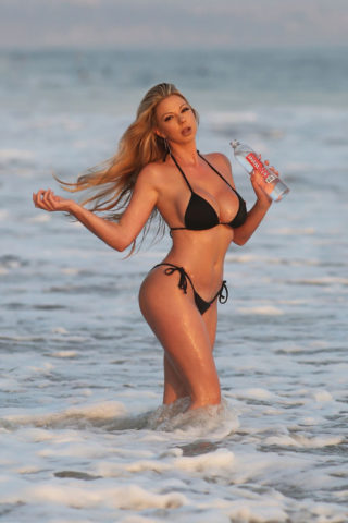 Elke Hanschke in Bikini for 138 Water Photoshoot in Malibu, CA
