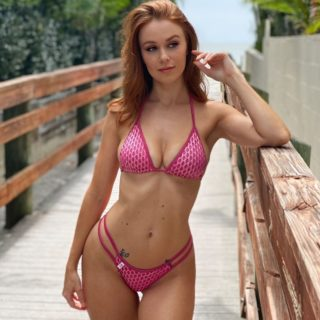 Leanna Decker in Bikini Instagram photos