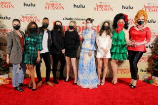 "Alison Brie attends Hulu ""Happiest Season"" Drive-In Premiere in Los Angeles"