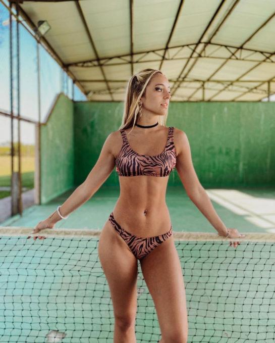 Ang Watters in Bikini Instagram photos