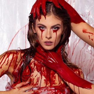 Carmella Rose at a Photoshoot, November 2020