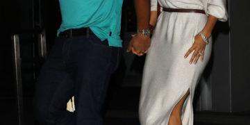 Jennifer Lopez and Alex Rodriguez Are Enjoying a Night Out