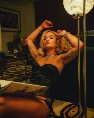 Rita Ora Instagram photos