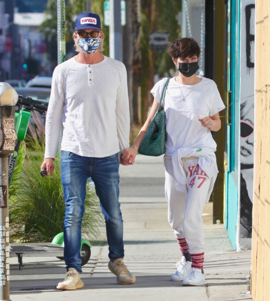 Selma Blair Out Shopping on Melrose Ave in Hollywood