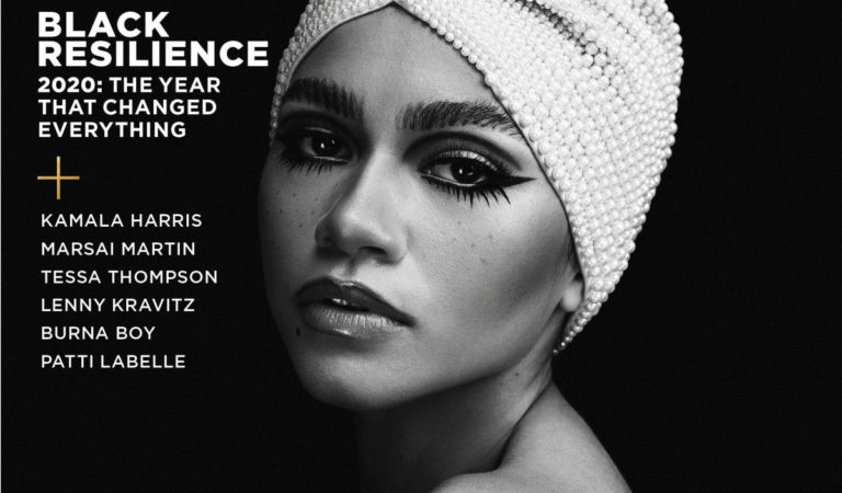 Magazine Covers – Zendaya in Essence Magazine, November/December 2020