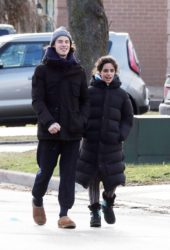Camila Cabello and Shawn Mendes Out in Pickering
