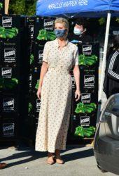 Ivanka Trump at a Farmer to Families Food Box Distribution in Miami