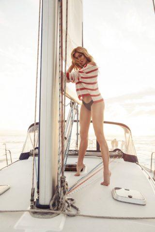 Katherine McNamara for Venice Magazine January 2021