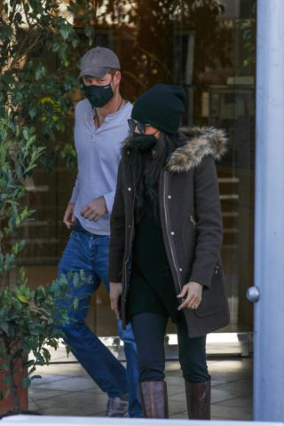 Meghan Markle and Prince Harry Out in Beverly Hills