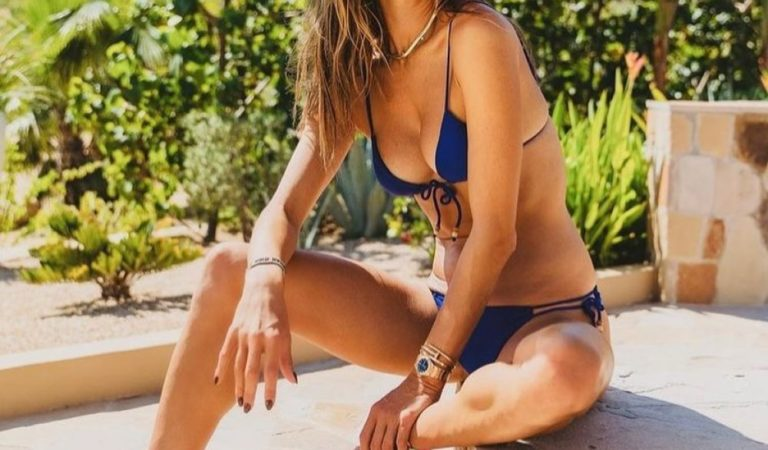 Celebrity Photoshoot – Alessandra Ambrosio for Gal Floripa, January 2021