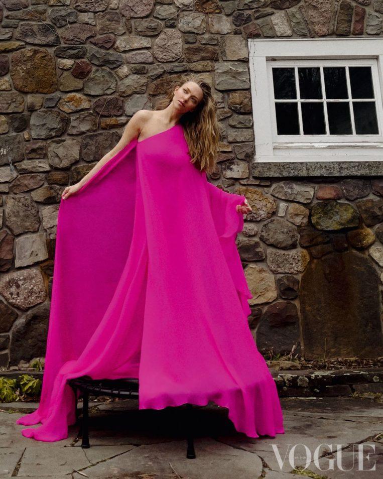 Amanda Seyfried for Vogue Magazine, UK April 2021
