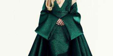 Anya Taylor-Joy 2021 Golden Globes Portraits