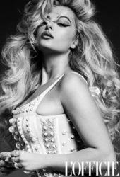 Bebe Rexha for L'Officiel Magazine Italy, Spring 2021