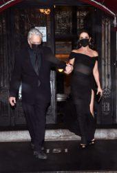 Catherine Zeta-Jones and Michael Douglas Leaves Their Apartment in New York