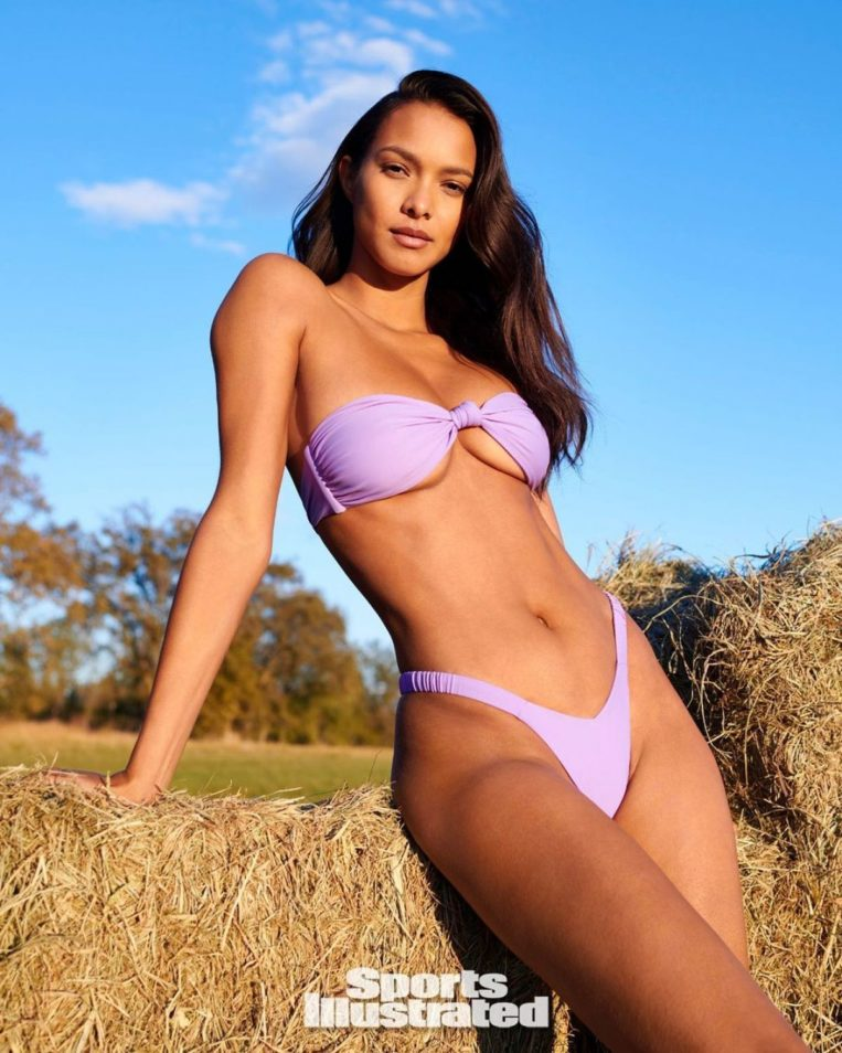 Lais Ribeiro for Sports Illustrated Swimsuit 2021 Issue