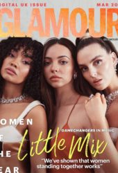 Little Mix for Glamour Magazine, UK March 2021