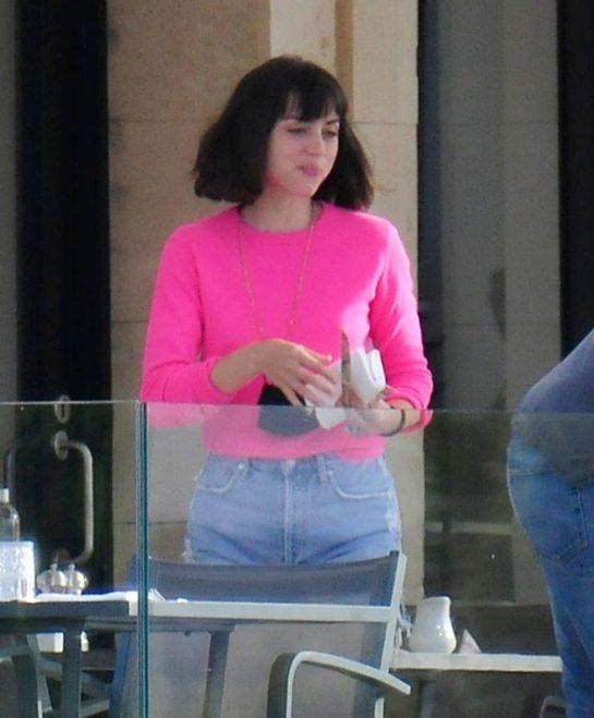 Ana de Armas Out in Palma De Mallorca