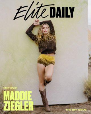 Maddie and Mackenzie Ziegler in Elite Daily Magazine May 2021