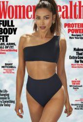 Shay Mitchell in Women's Health Magazine, June 2021