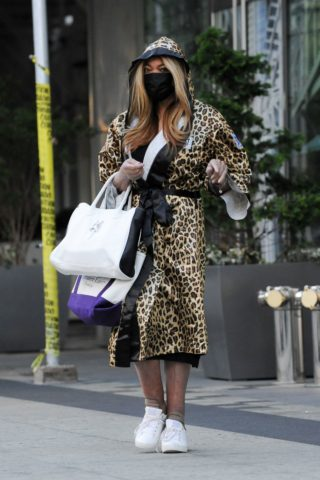 Wendy Williams Out and About in New York