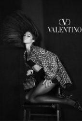 Zendaya Coleman For Valentino Roman Palazzo, Fall 21 Campaign